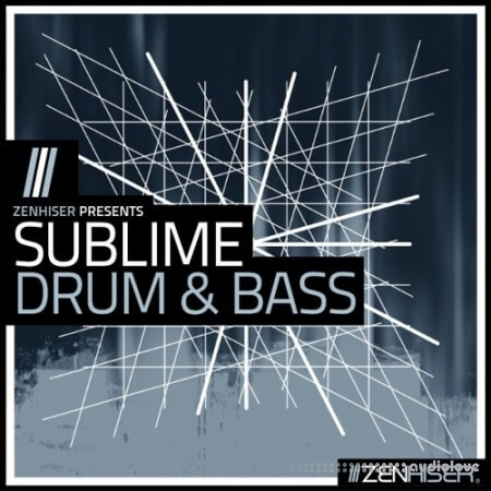 Zenhiser Sublime Drum and Bass WAV MiDi