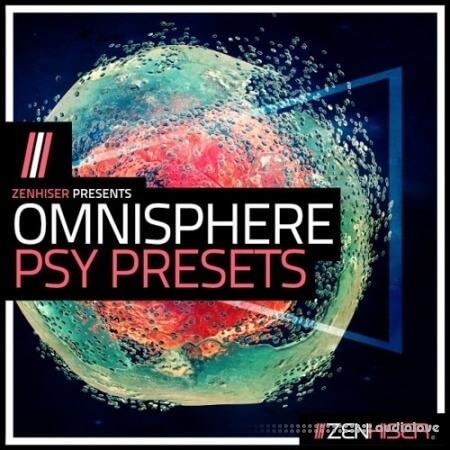 Zenhiser Omnisphere Psytrance Presets WAV Synth Presets