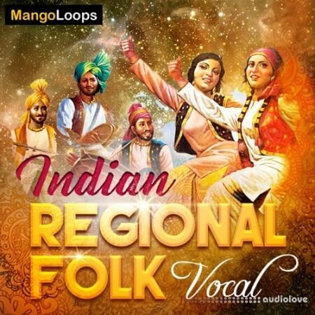 Mango Loops Indian Regional Folk Vocal WAV AiFF