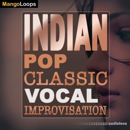 Mango Loops Indian Pop Classic Vocal Improvisation WAV