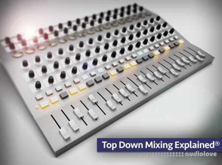 Groove3 Top Down Mixing Explained TUTORiAL