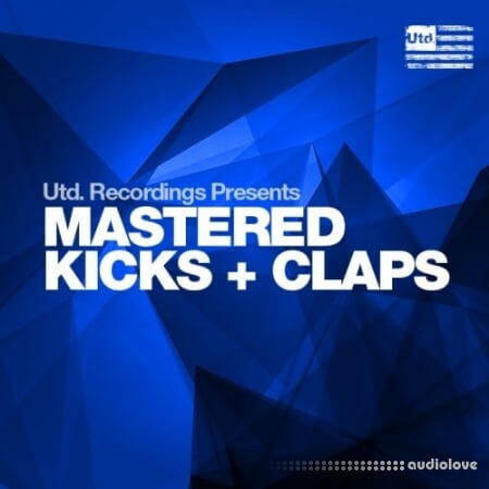 Utd Recordings Mastered Kicks and Claps WAV