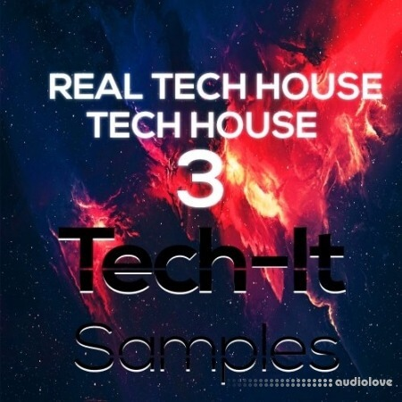 Tech-It Samples Real Tech House 3 WAV