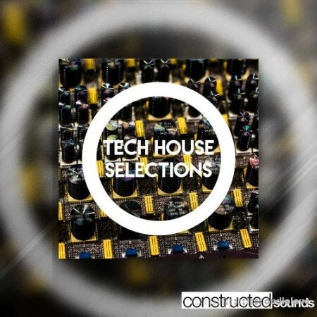 Constructed Sounds Tech House Selections WAV MiDi