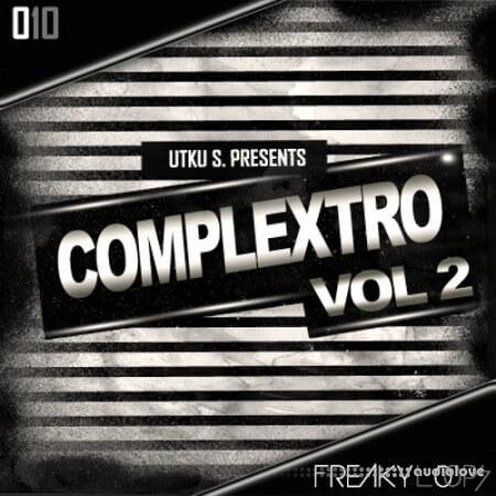 Freaky Loops Complextro Vol.2 WAV