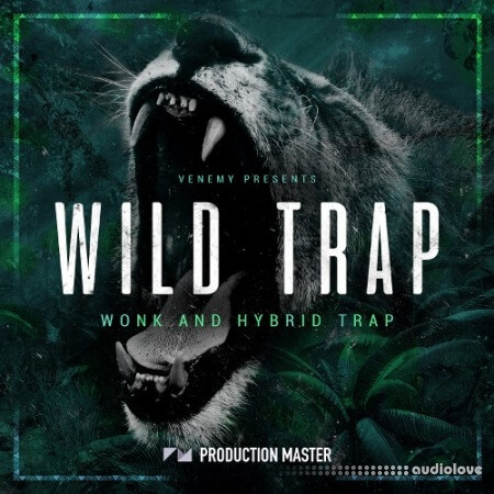 Production Master Wild Trap WAV