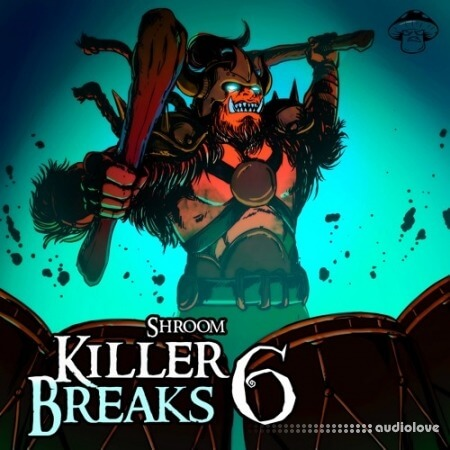 Shroom Killer Breaks Vol.6 WAV