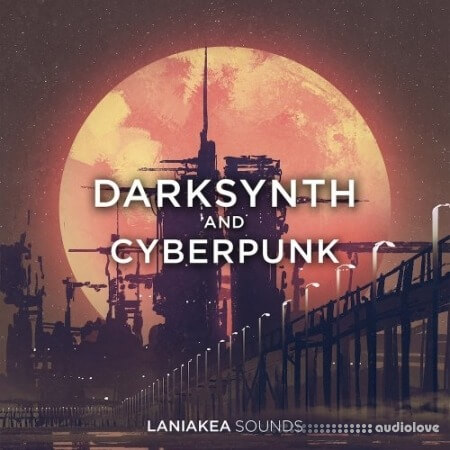 Laniakea Sounds Darksynth And Cyberpunk WAV