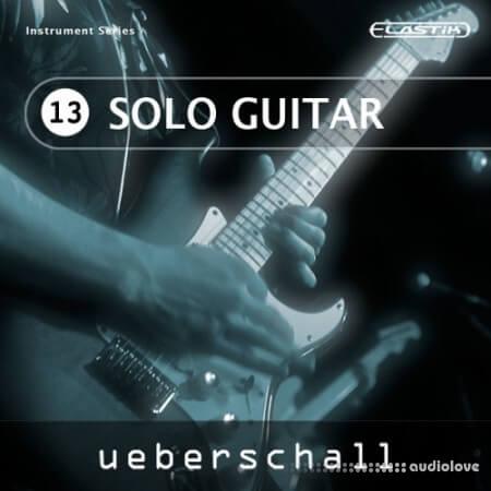 Ueberschall Solo Guitar Elastik