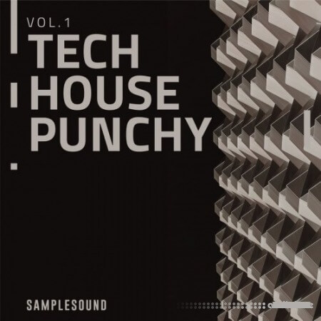 Samplesound Punchy Tech House Volume 1 WAV