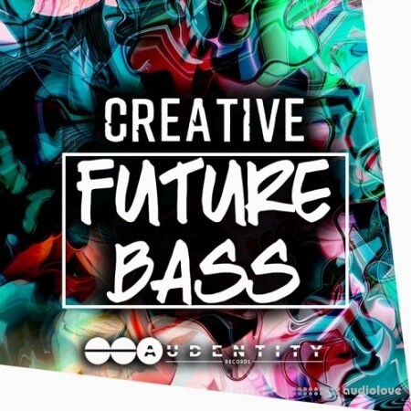 Audentity Records Creative Future Bass WAV MiDi Synth Presets