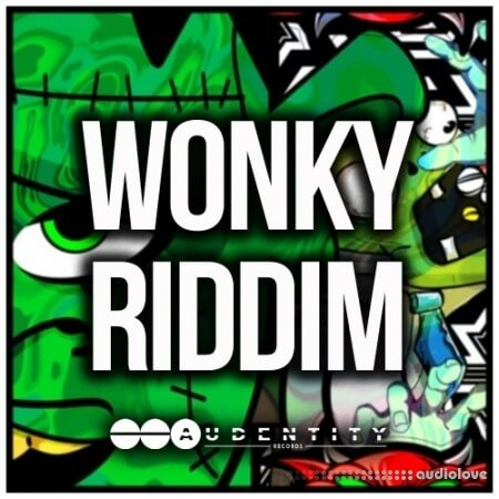 Audentity Records Wonky RIDDIM WAV MiDi Synth Presets