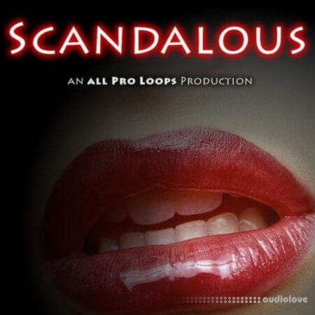 All Pro Loops Scandalous WAV MiDi