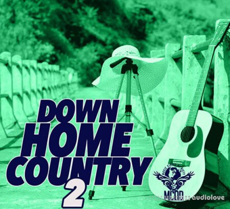 M.C.O.D Down Home Country Vol.2 WAV