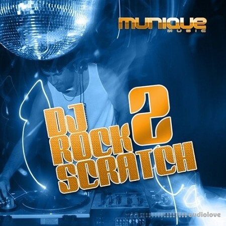 Munique Music DJ Rock Scratch 2 WAV