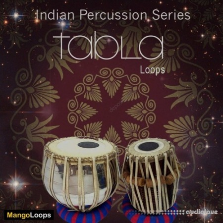 Mango Loops Indian Percussion Series Tabla WAV AiFF