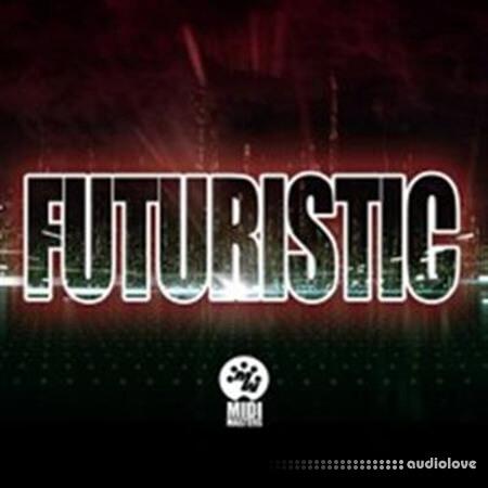 MCOD Futuristic WAV MiDi