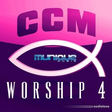 Munique Music CCM Worship 4 WAV