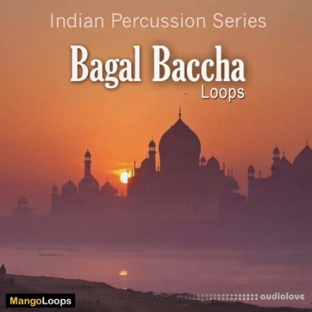 Mango Loops Indian Percussion Series Bagal Baccha WAV AiFF