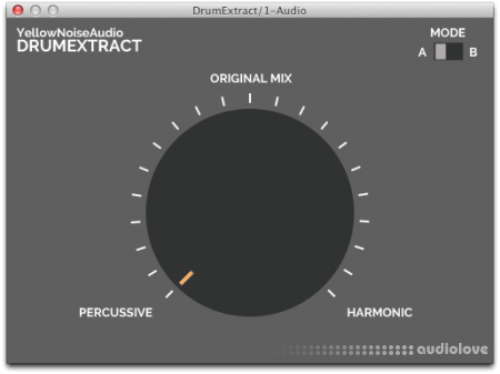 YellowNoiseAudio DrumExtract v1.1 WiN