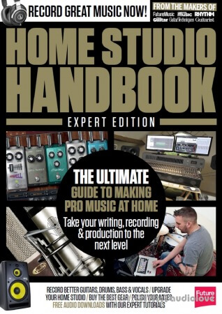 Home Studio Handbook: Expert Edition