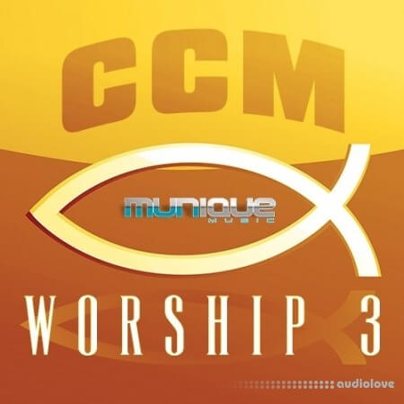 Munique Music CCM Worship 3 WAV