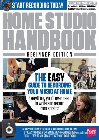 Home Studio Handbook: Beginner Edition