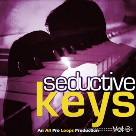 All Pro Loops Seductive Keys 3 WAV MiDi