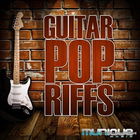 Munique Music Guitar Pop Riffs WAV