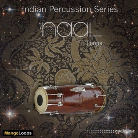 Mango Loops Indian Percussion Series Naal WAV AiFF
