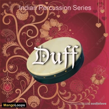 Mango Loops Indian Percussion Series Duff WAV AiFF