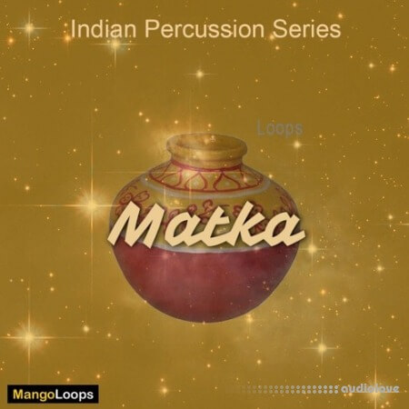 Mango Loops Indian Percussion Series Matka