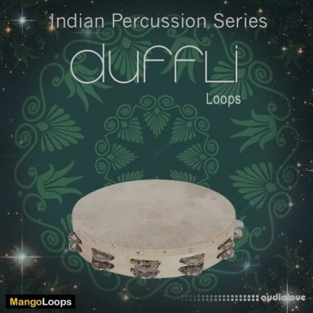 Mango Loops Indian Percussion Series Duffli WAV AiFF