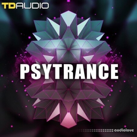 Industrial Strength TD Audio Psytrance WAV MiDi