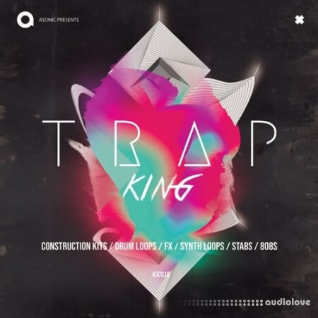 Asonic Trap King WAV