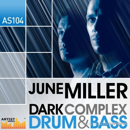 Loopmasters June Miller Dark Complex Drum and Bass MULTiFORMAT