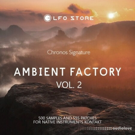 Bellatrix Audio and LFO Store Ambient Factory Vol.2 KONTAKT