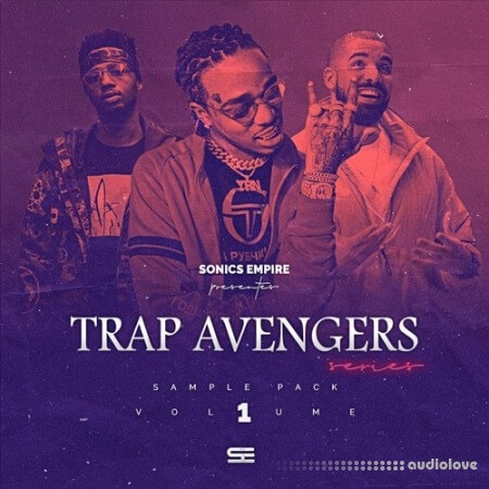 Sonics Empire Trap Avengers Vol.1 WAV