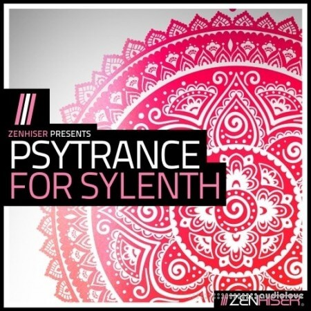 Zenhiser Psytrance For Sylenth WAV Synth Presets