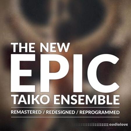 8Dio The New Epic Taiko Ensemble KONTAKT