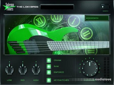 Solemn Tones The Loki Bass v1.1.0 (V2) WiN