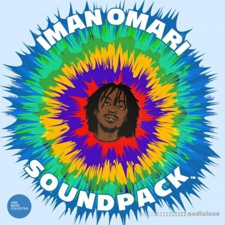 Iman Omari SoundPack Vol.1 WAV MiDi
