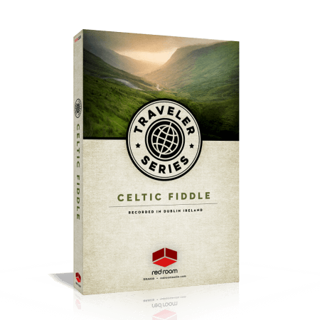 Red Room Audio Traveler Series Celtic Fiddle KONTAKT