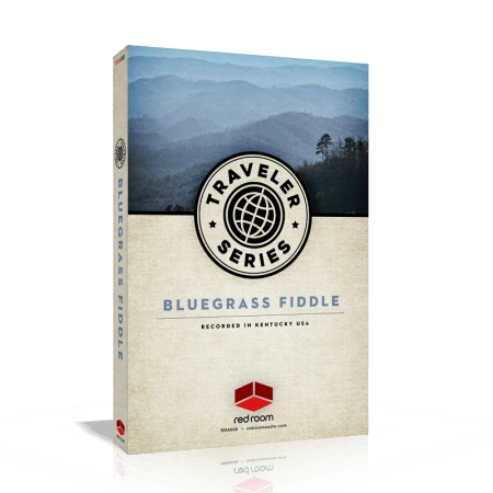 Red Room Audio Traveler Series Bluegrass Fiddle KONTAKT