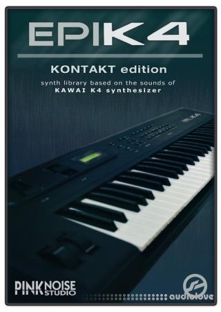 PinkNoise Studio Epik4 Kontakt Edition KONTAKT