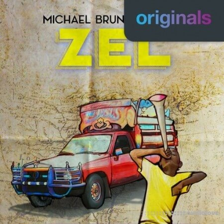 Michael Brun Presents ZEL WAV