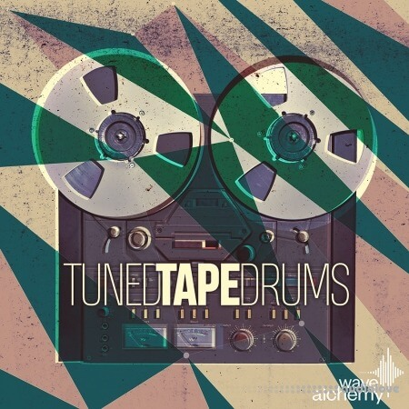 Wave Alchemy Tuned Tape Drums MULTiFORMAT