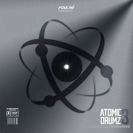 Fouche Atomic Drumz Vol.3 WAV