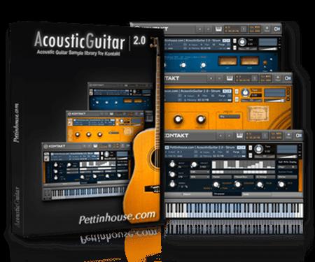 Pettinhouse AcousticGuitar 2 v2.0 KONTAKT