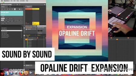 Native Instruments Opaline Drift Expansion v1.0.0 Battery Maschine